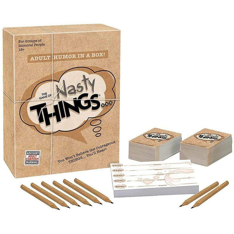 The Game of Nasty Things - The Reading Nook