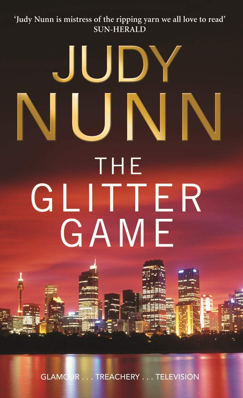 The Glitter Game - The Reading Nook