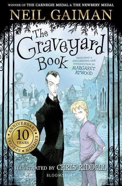 The Graveyard Book ( 10 Year Anniversary - The Reading Nook