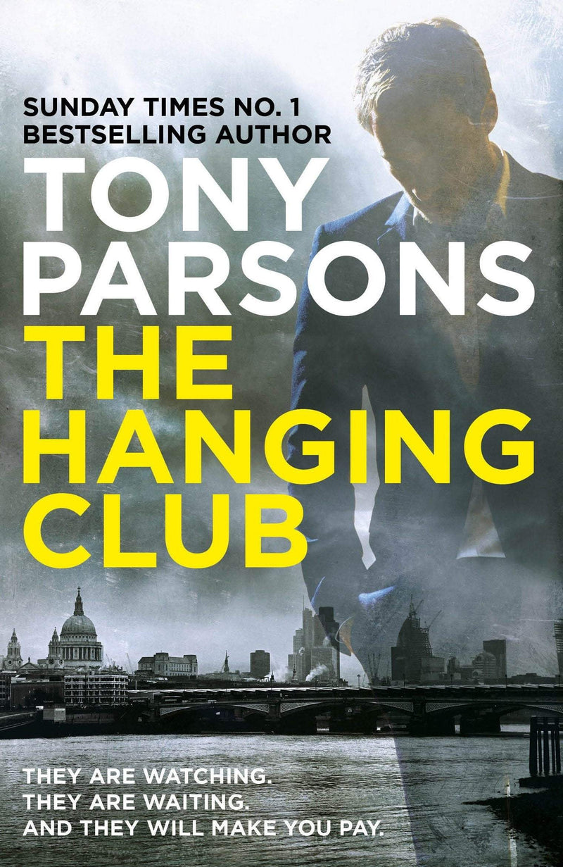 The Hanging Club : (DC Max Wolfe) - The Reading Nook