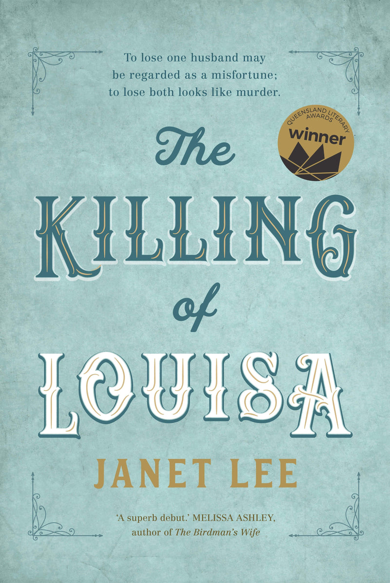 The Killing of Louisa - The Reading Nook