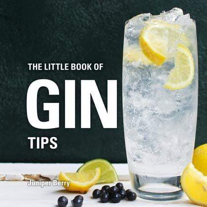 The Little Book of Gin Tips Hardback