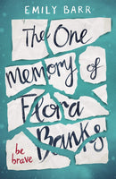 The One Memory Of Flora Banks - The Reading Nook