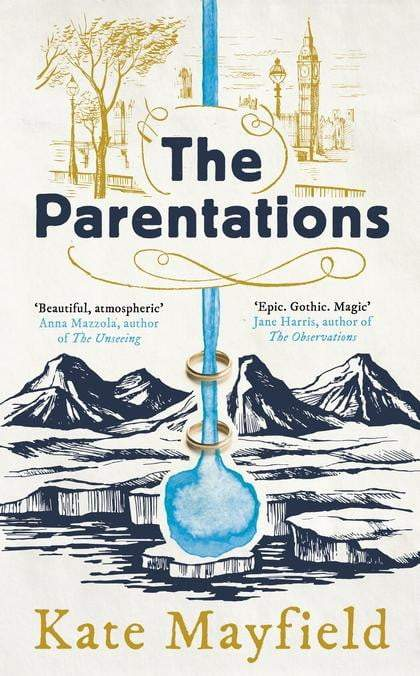 The Parentations Paperback / softback