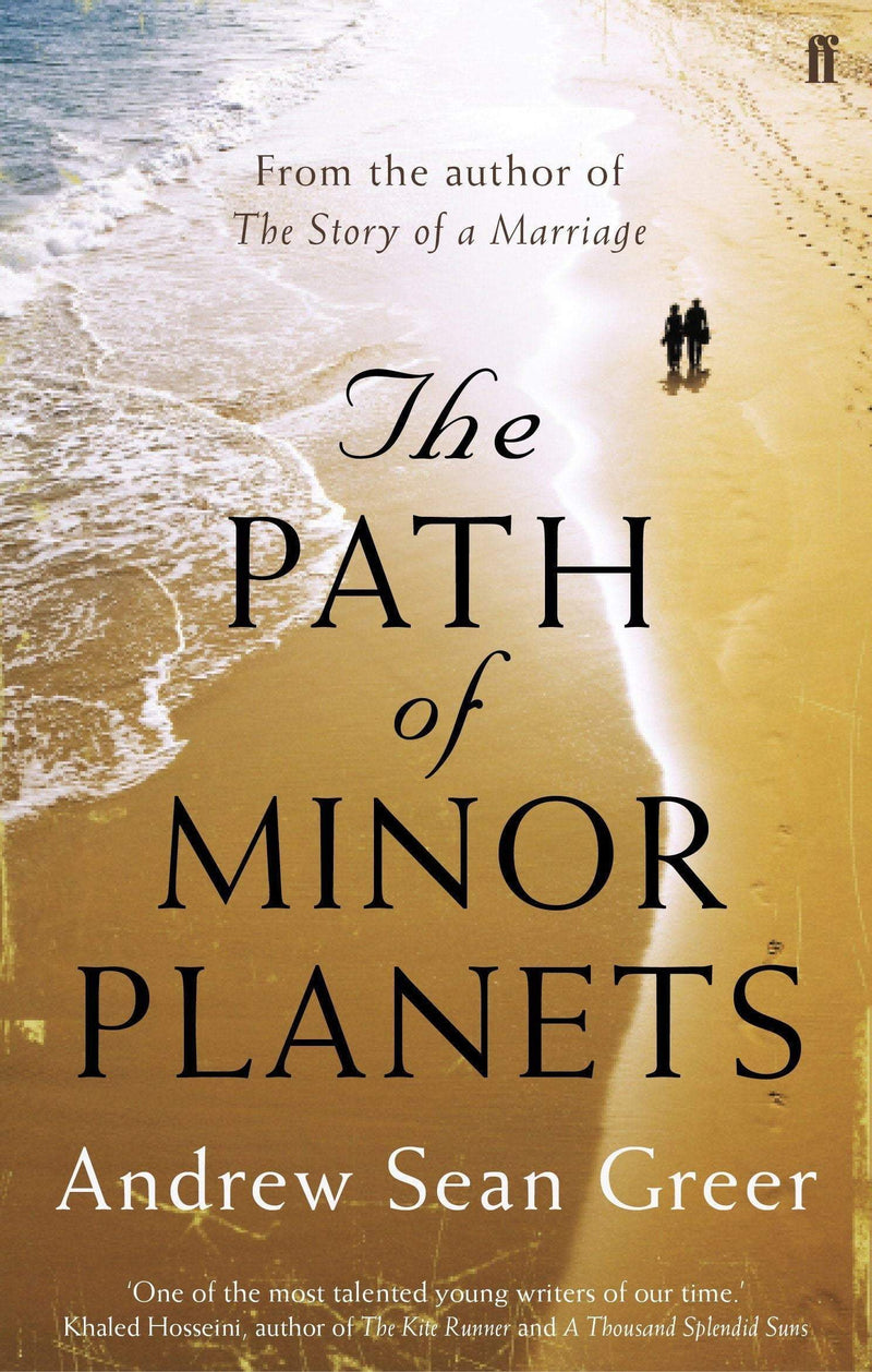 The Path of Minor Planets - The Reading Nook