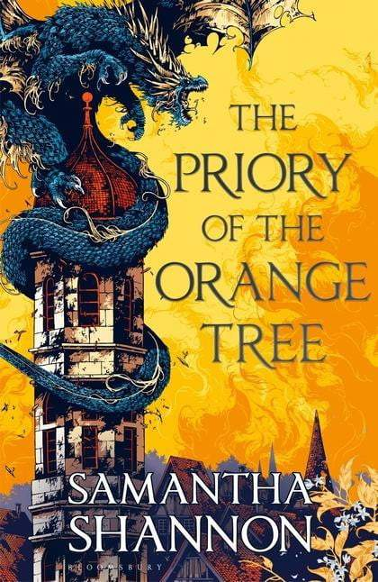 The Priory of the Orange Tree - The Reading Nook