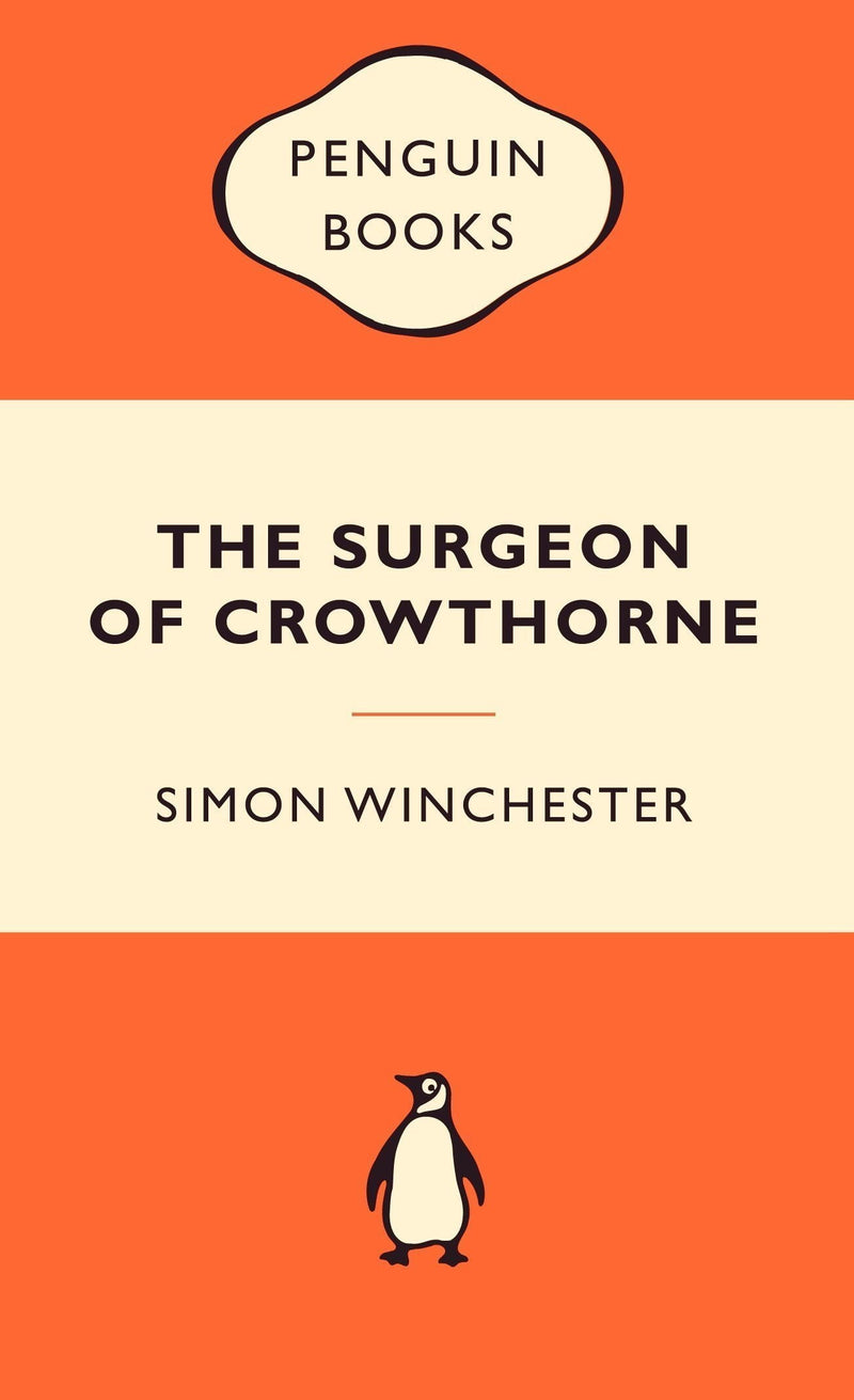 The Surgeon of Crowthorne: Popular Penguins - The Reading Nook