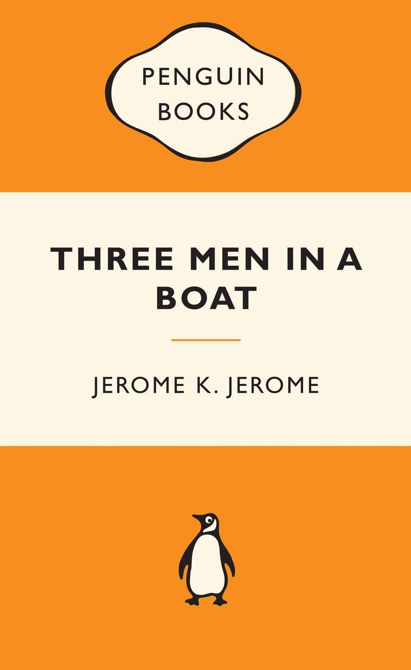 Three Men in a Boat: Popular Penguins - The Reading Nook