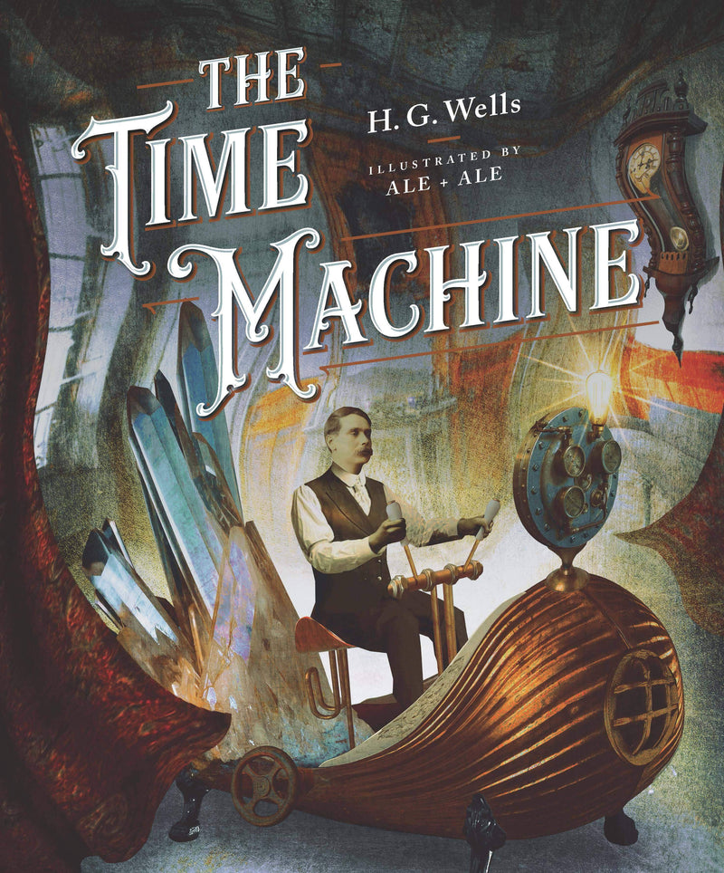 Time Machine (Classics Reimagined) - The Reading Nook