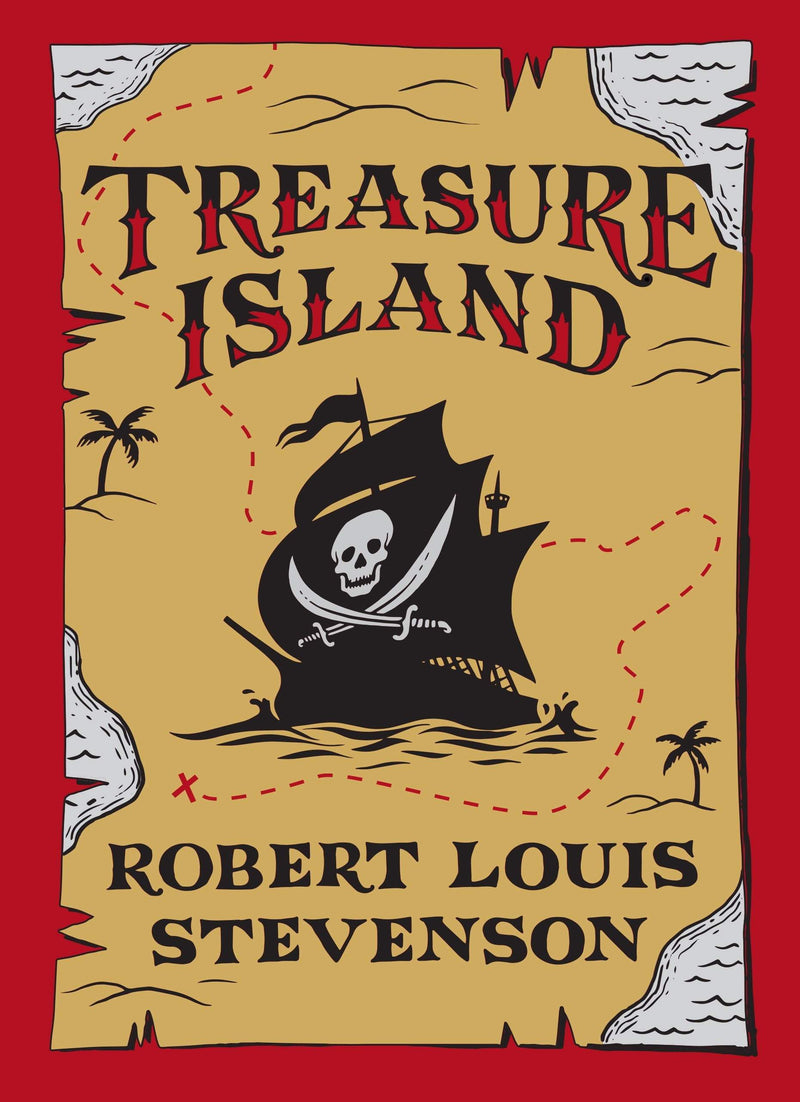 Treasure Island (Barnes & Noble Collectible Classics: Children's Edition) - The Reading Nook