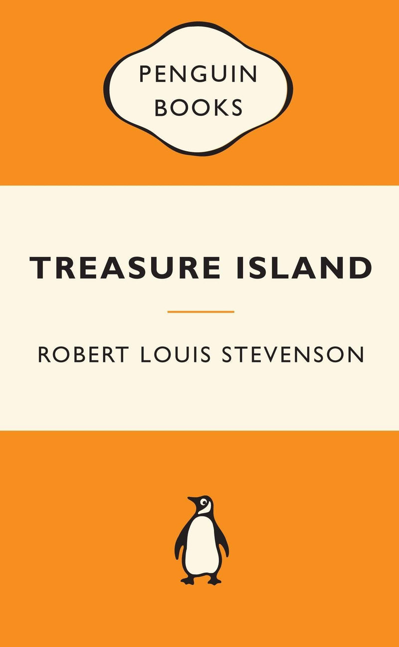Treasure Island: Popular Penguins - The Reading Nook
