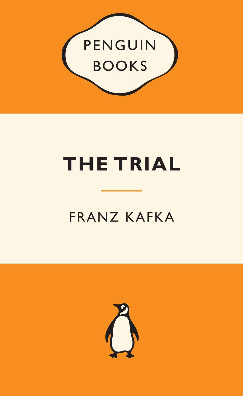 The Trial: Popular Penguins - The Reading Nook