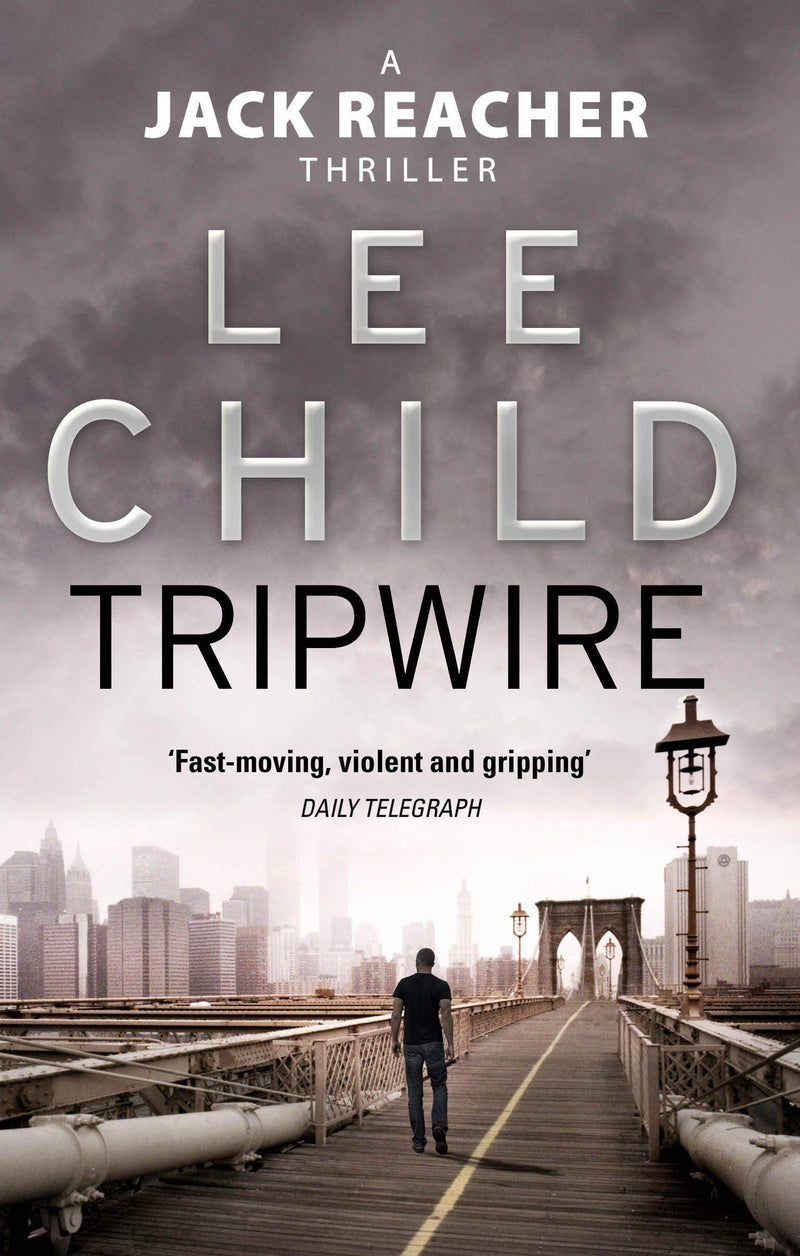 Tripwire : (Jack Reacher 3) - The Reading Nook
