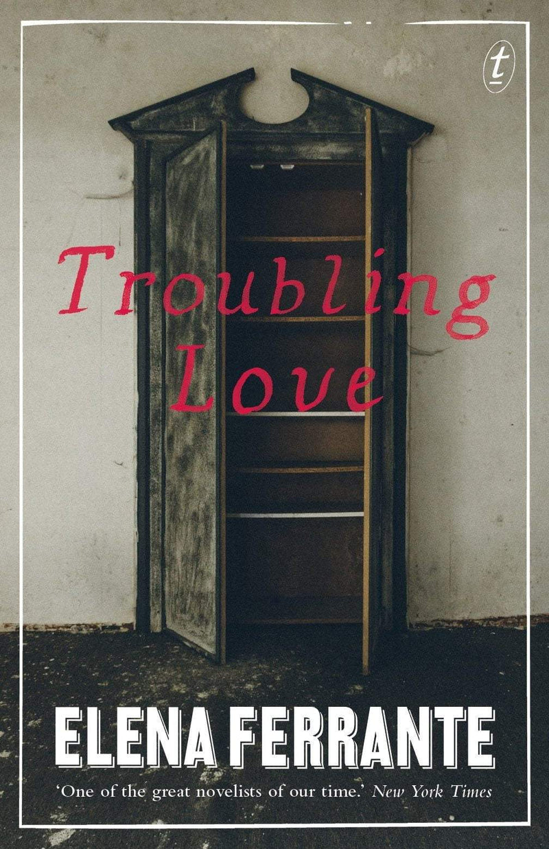 Troubling Love - The Reading Nook