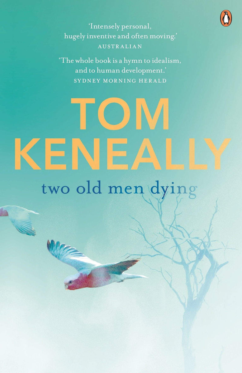 Two Old Men Dying Paperback / softback