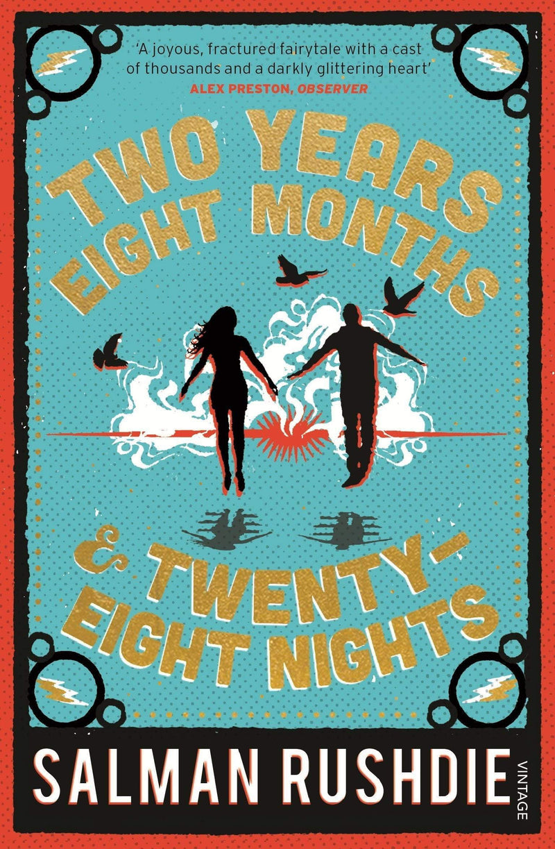 Two Years Eight Months and Twenty-Eight Nights - The Reading Nook