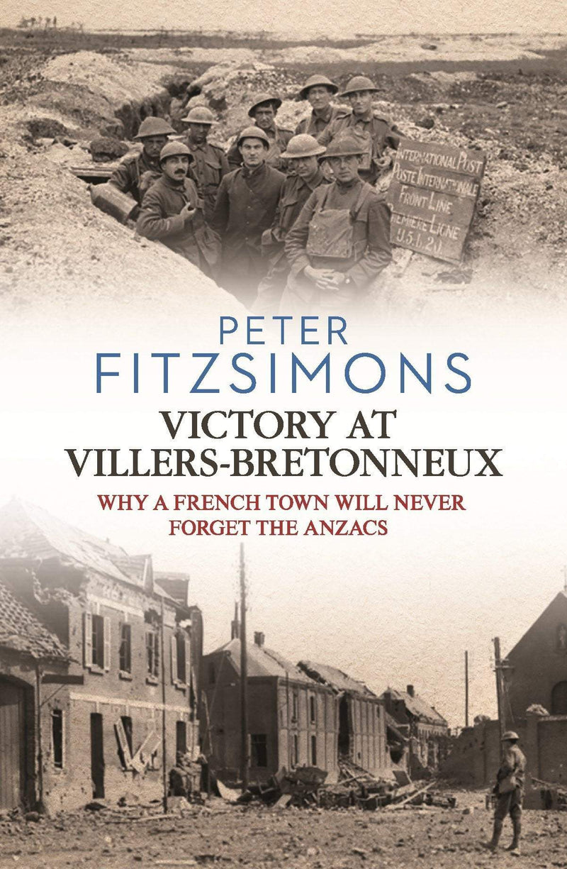 Victory at Villers-Bretonneux - The Reading Nook