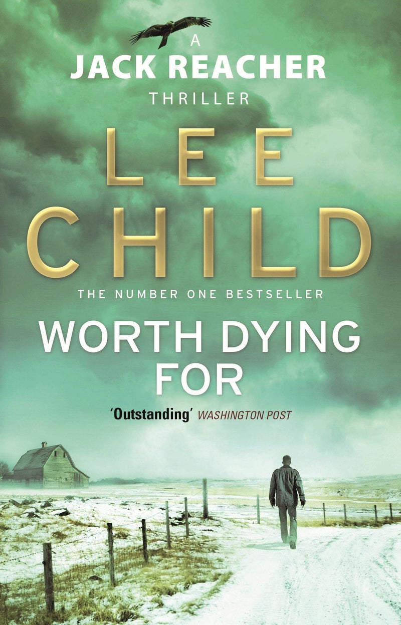 Worth Dying For : (Jack Reacher 15) Paperback / softback