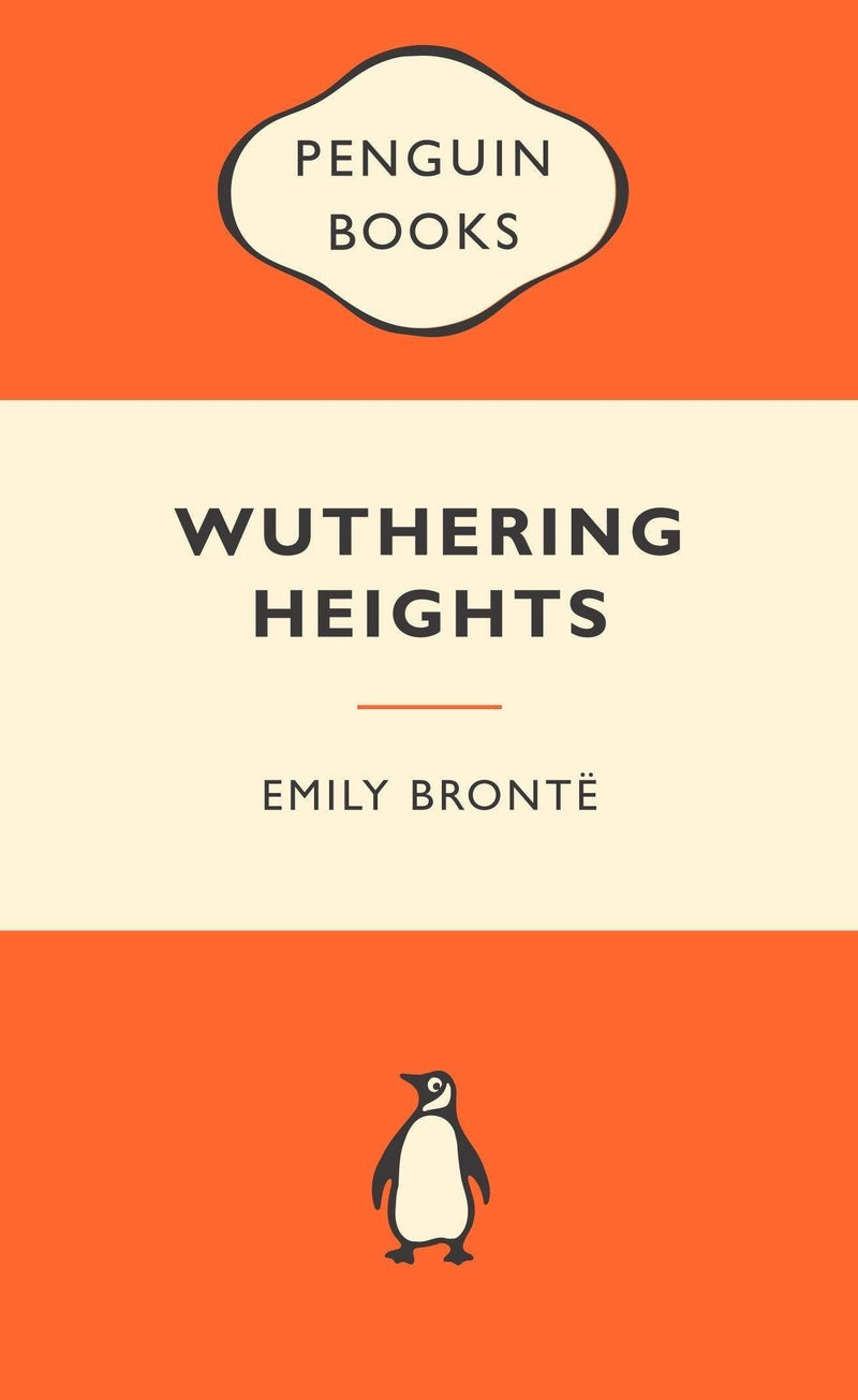 Wuthering Heights: Popular Penguins - The Reading Nook