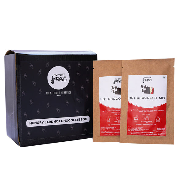 Hot Chocolate Box - Subscription Pack (12 sachets)