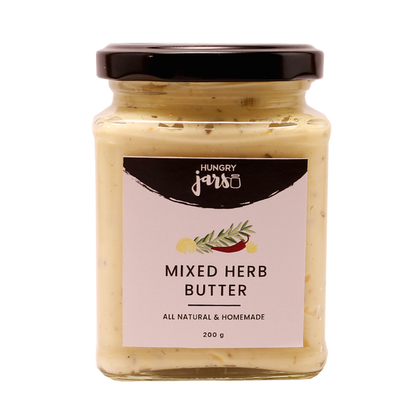 Mixed Herb Butter