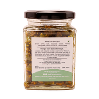 Spicy Green Chilli Pickle