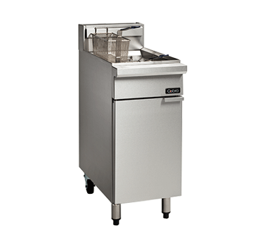 Blue Seal Single Fryer Gas 450mm CF2N
