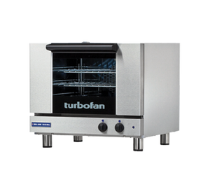 Blue Seal Turbofan 610mm(W) Electric Convection Oven 3 x 2/3GN Grid E22M3