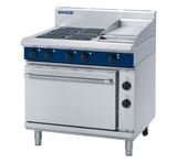 Blue Seal Evolution Electric 4 Element/1 Griddle Oven Range 900mm E506C