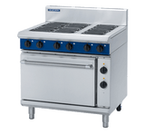 Blue Seal Evolution Electric 6 Element Oven Range 900mm E506D