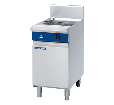 Blue Seal Evolution Single Tank Pasta Cooker Gas 450mm G47