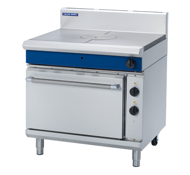 Blue Seal Evolution Target Top Electric Static Oven Gas 900mm GE570