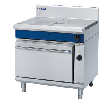 Blue Seal Evolution Target Top Electric Convection Oven Gas 900mm GE576