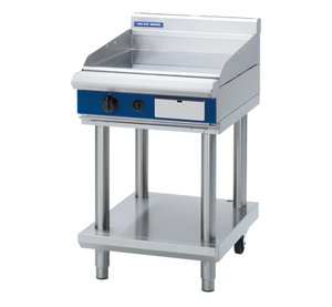 Blue Seal Full Griddle on Stand Gas GP513 450mm LS