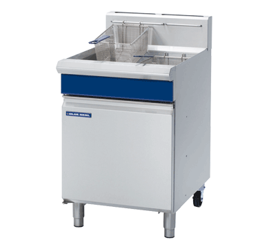 Blue Seal Single Gas Pan Fryer 600mm GT60
