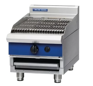 Blue Seal Countertop Chargrill Gas 450mm G593-B