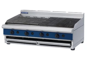 Blue Seal Countertop Chargrill Gas 1200mm G598B
