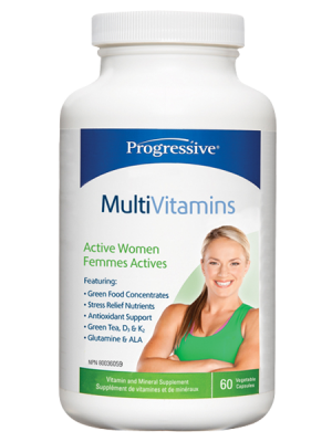 Multivitamins Progressive