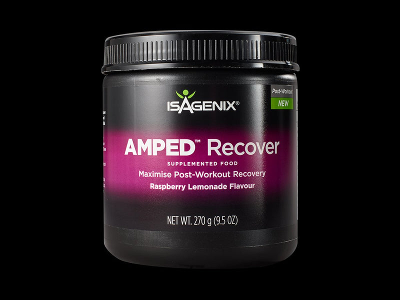 Amped  Recover