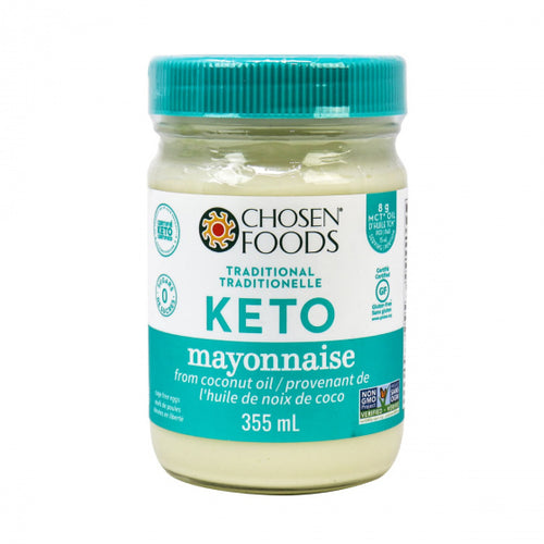 Mayonnaise keto Chosen Foods