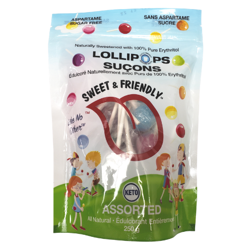 Suçons Lollipops