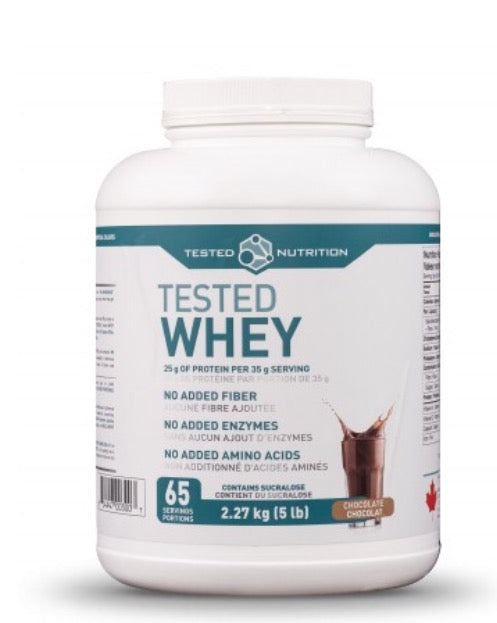 Tested whey