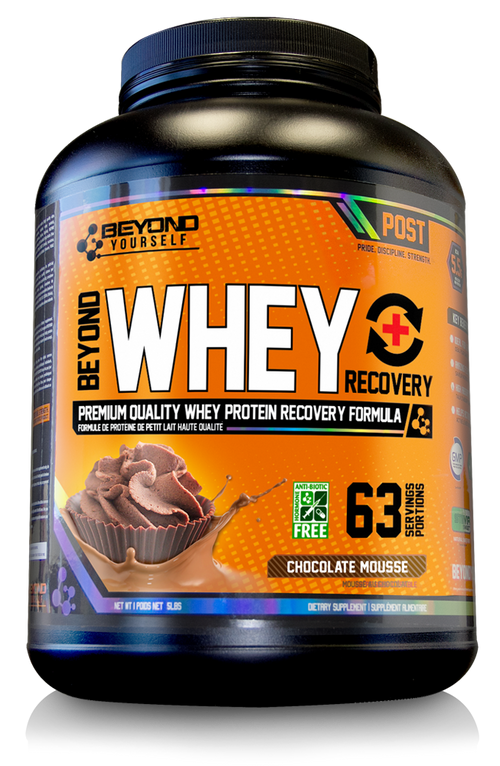 Whey Recovery