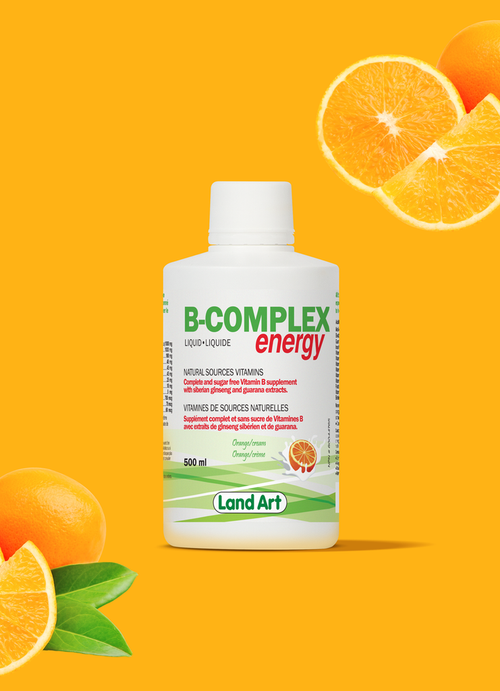B-complex energy crème orange