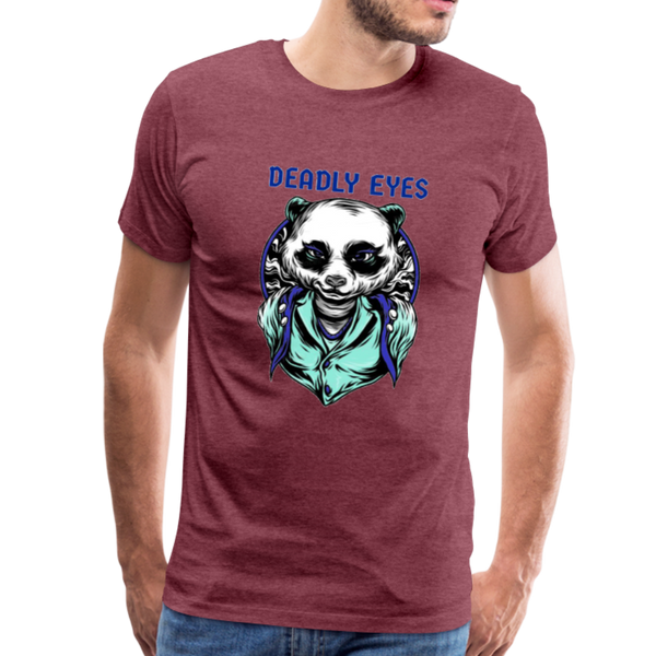 DEADLY EYES - Men's Premium T-Shirt - Anything Goes store
