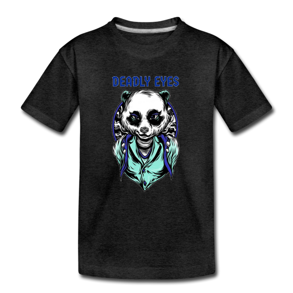 DEADLY EYES - Kids' Premium T-Shirt - Anything Goes store