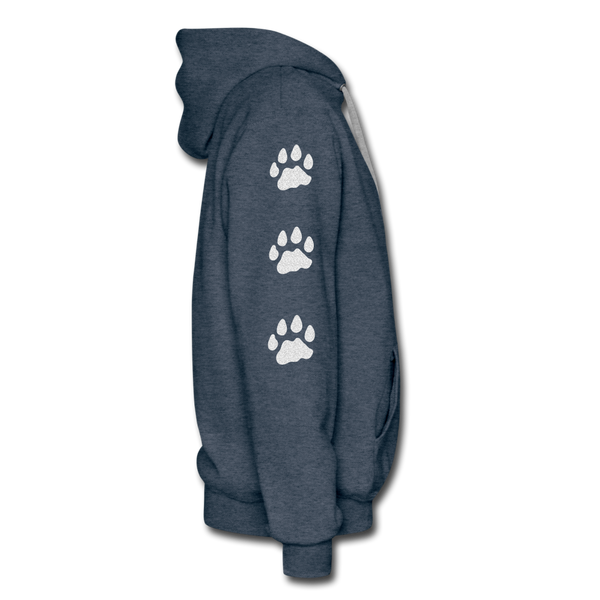 Cat Lover Men's Premium Hoodie - Anything Goes store