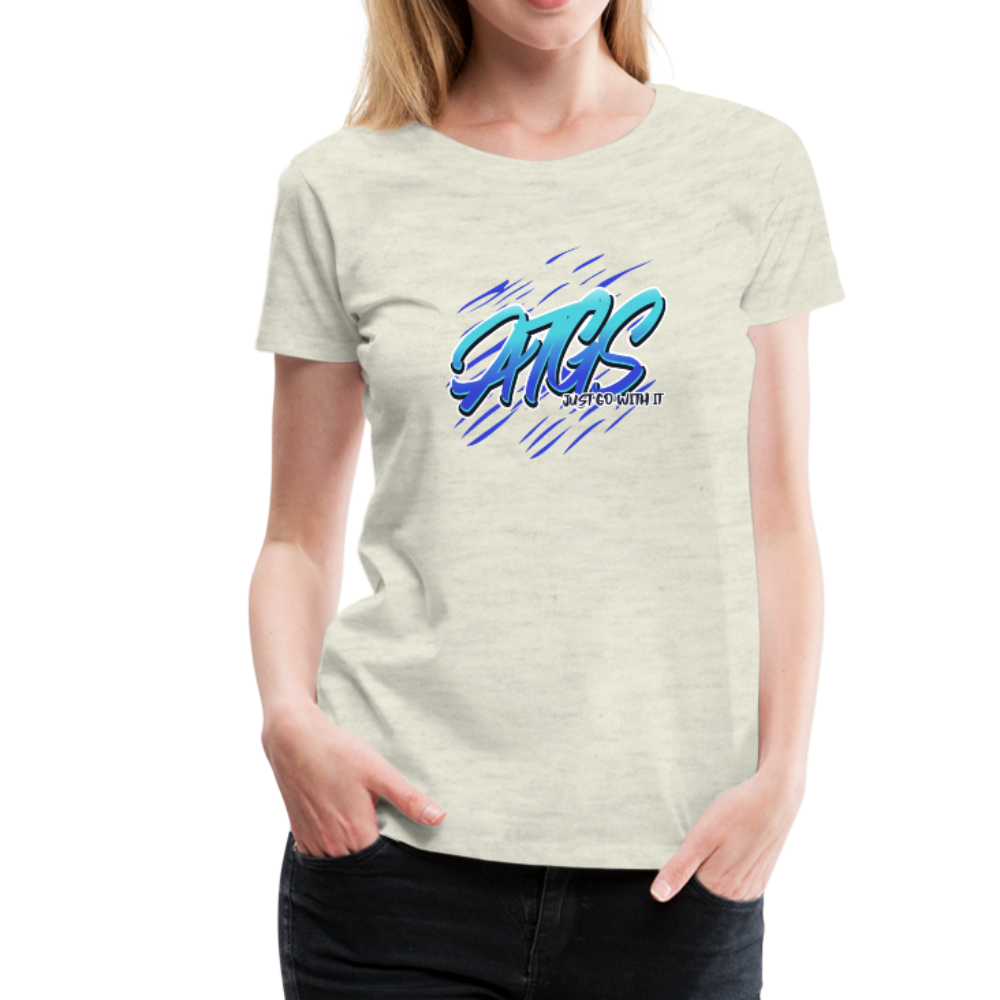 AGS Women's Premium T-Shirt - Anything Goes store