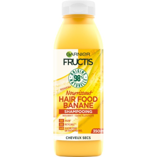 Shampooing Hair Food - Banane