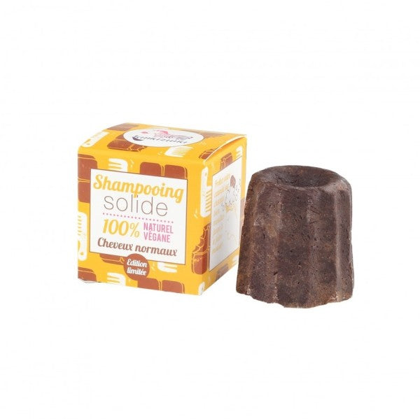 Shampooing Solide au Chocolat Cheveux Normaux